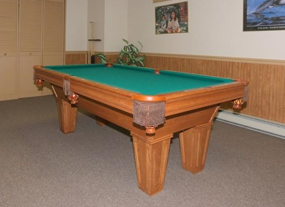 Brunswick Pool Table For Sale - Brunswick brookstone ii pool table