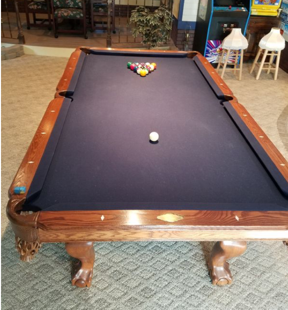 8 Proline Pool Table For Sale