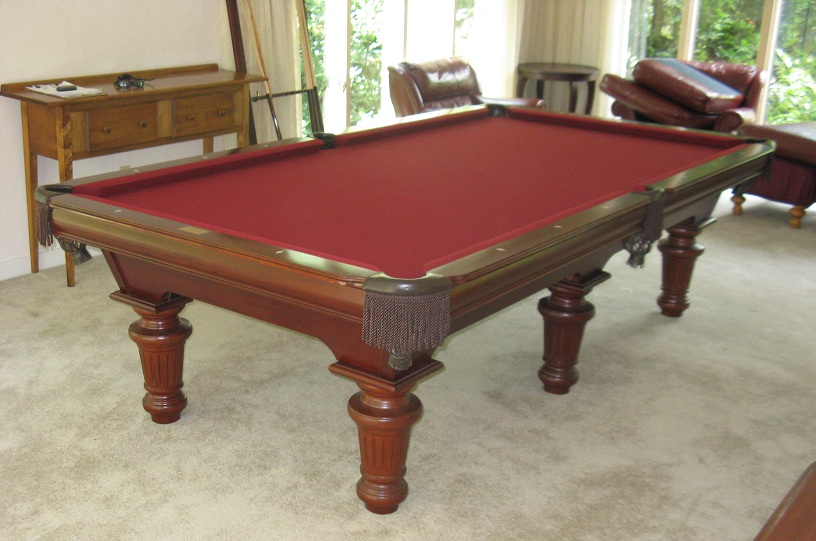 Pool Table Services Available From Independent Billiard Services - Billiard table services